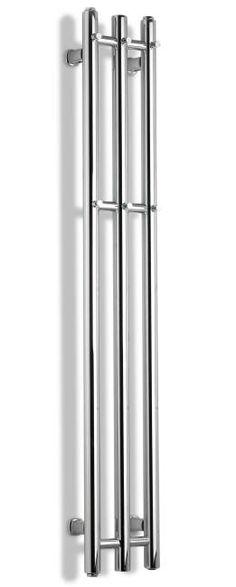 Pyyhekuivain Noro Deco 190 190x70x1200 mm kromi