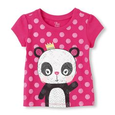 A pretty panda for your little princess!