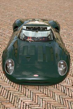 Jaguar XJ13 (1966).