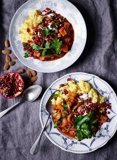 Veggie Recipes, Vegetarian Recipes, Healthy Recipes, Veggie Dinner, Dinner Is Served, Moussaka, Food Cravings, Winter Food, My Favorite Food