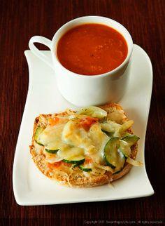 Easy, Healthy homemade tomato soup | recipes | Pinterest | Homemade ...