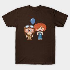 Adventure mates T-Shirt - Up T-Shirt is $13 today at TeePublic!