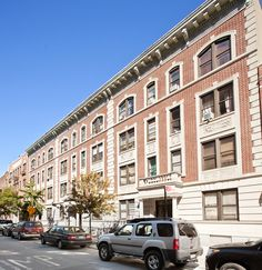 Great shot of these New York apartments | BCB Property Management