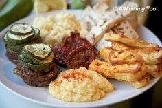 ... Halloumi recipes on Pinterest   Halloumi salad, Grilled halloumi and