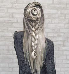 Hair #goals (Credit: N.Stark)