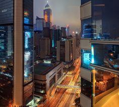 "500px / Photo ""Hon-Kong"" by Ilia Smirnov #travel"
