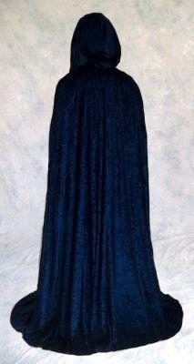 Navy BLUE Velvet Cloak Cape Wedding Wicca Medieval LARP by Artemisia Designs by Artemisia Designs, http://www.amazon.com/dp/B006ZC22W6/ref=cm_sw_r_pi_dp_2yP2pb1BXWQA2