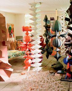 Irving Harper, Hanging Sculptures