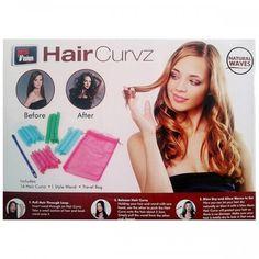 Bigudiuri Hair Curvz. Vezi ACUm oferta noastra!