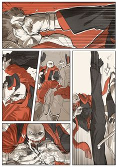 TMNT Dimension M Red and Black #9-9 by zibanitu6969 on DeviantArt