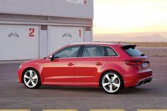 Nieuwe Audi RS3 Quattro sterker dan Mercedes A45 AMG 4-Matic