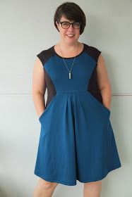 Meg's Zadie dress - sewing pattern by Tilly and the Buttons