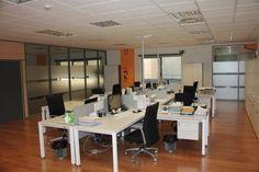 MGF - Instalación de oficinas