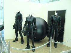 Gantz suits
