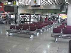 Caracas Airport -  meeting seating system