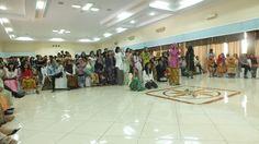 Pagelaran Kreativitas Seni Musik Tari & Sastra Siswa-i kelas IX 2012/2013 di Graha Adhya Wicaksana