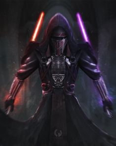 The rumour of Darth Revan appearing soon are stronger than ever. Here is my take on what he could look like in a live action movie. Really wish to see him on the big screen since its one of my favorite star wars character. Star Wars Characters Pictures, Images Star Wars, Star Wars Pictures, Star Wars Darth Revan, Star Wars Clone Wars, Darth Vader, Star Trek, Star Wars Concept Art, Star Wars Fan Art