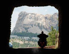 Mt Rushmore - and Sturgis Bike Week