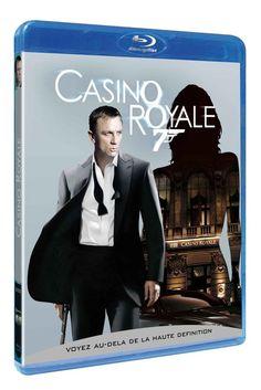 JAMES BOND 007 Casino Royale   - BLU-RAY NEUF