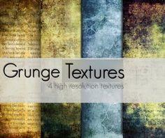 Grunge Textures #photoshop #textures