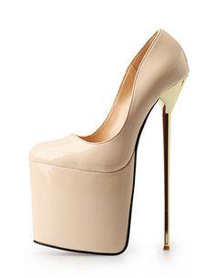 High Heel Pumps, Pumps Heels, Stiletto Heels, Sky High, Laos, Trinidad Und Tobago, Extreme High Heels, Stripper Shoes, Georgia