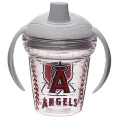 Los Angeles Angels of Anaheim Tervis 6oz. Mascot Sippy Cup - $18.99
