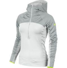 Nike Women's Pro Hyperwarm Dri-FIT Max Shield Half Zip Hoodie - Dick's Sporting Goods