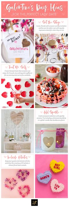 20 Galentine's Day Ideas (With Printable Gift Tags!) - FTD.com Valentine's Day Quotes, Gift Quotes, Valentines Flowers, Valentines Day Party, Valentines Day Decorations, Diy Party, Party Gifts, Diy Gifts, Pick Up