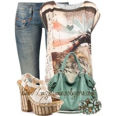 """""""Untitled #2134"""" by mzmamie on Polyvore"""