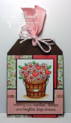 TSG146 - Buckets of Love tag