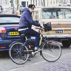 When in Amsterdam .. Cycling is a Must <3 .. Dutch Vibes .. Amsterdam Classics <3 .. Be a Hero !! .. #Traveller #Amsterdam #Netherlands #Eurotrip #TravelDiaries #GoPro #Vlogs #WorldTour #Instatravel #Eurotravel #Travel #Travelblogs #travelphotography