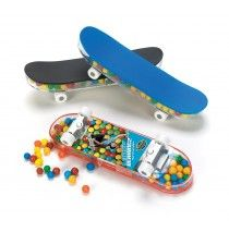 Candy-Filled Micro Skateboards -""