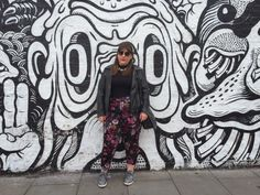 Yours Clothing Floral Print Trousers