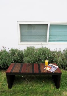 Ohoh Blog - diy and crafts: DIY outdoor bench