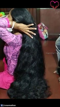 Openhair Longhair #longhair #rapunzel #hairmodel #beautifulhair #openhair #silklyhair #mathan #manmathan #silkhair #long_hair #braid #bun #longhairbun #silkybun #beautybraid #longhairstyles #longhairgirls #thickhairstyles #girl #naturalhair #hair #longhairgoals #silkyhair #silky #smoothhair #hairstyles #beautifulgirls ℳanmathan December 10 2018 at 04:45PM Bun Hairstyles For Long Hair, Braids For Long Hair, Indian Hairstyles, Indian Long Hair Braid, Crop Hair, Beautiful Long Hair, Beautiful Gorgeous, Rapunzel Hair, Long Black Hair