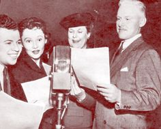 Fred Allen's  Old Time Radio Home: Aldrich Family 48-04-29 Mother's Day