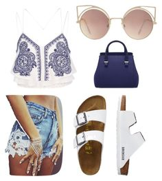 """Untitled #3"" by emmaalexandra62 on Polyvore featuring TravelSmith, River Island and MANGO"