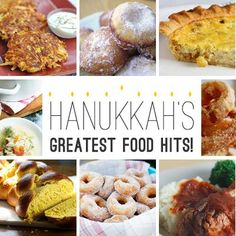 Authentic 16 Tasty Hanukkah Recipes, ,