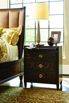 Holmby Hills Nightstand 1426 108 · Fine FurnitureFurniture DesignHumphrey  BogartNightstands