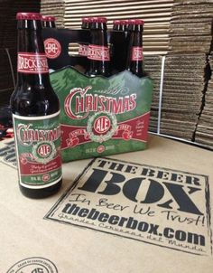 Christmas Ale Brickenbridge