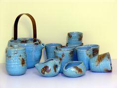 blue tea ...by www.martaceramica.com