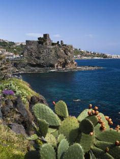ღღ Aci Castello, Sicily, Italy