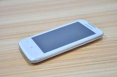 Original #Lenovo #A376 #White SC8825 Dual Core 1.0GHz Android 4.0 Smartphone 512M Ram 4G Rom Dual Sim 4.0 Inch WVGA Screen