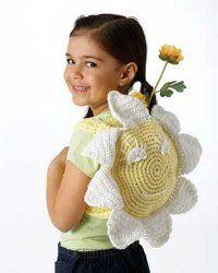 Smiling Sunflower Bag