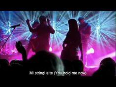 Mi stringi a te - You hold me now - Hillsong (traduzione italiano) - YouTube