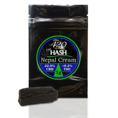 Nepal Cream Hash | The420extracts