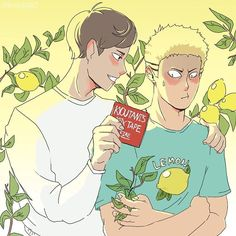 Kyoutani makes mix tapes head canon that he samples 80 beats and spits bars like a G. Yahaba's bitch ass found it and actually thinks its really cute Credits to ohohohobro on Tumblr