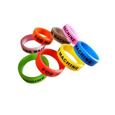 Silicone Rings, Pantone Color, Bracelet, Store, Prints, Products, Wristlets, Larger, Bracelets