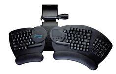 Ergonomic Keyboard. Wow