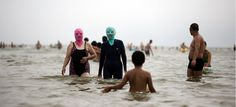 facekini from Qingdao,sea green